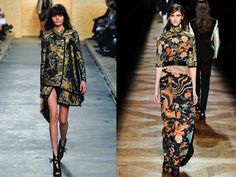 INTO THE FASHION: INTO THE SAME IDEA... Proenza Schouler and Dries V...