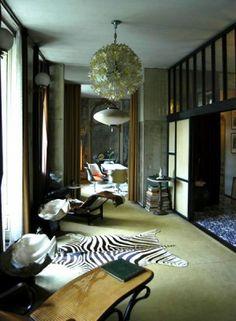 LC4 chaise - Cassina, Le Corbusier