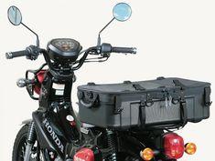 日本一周フルスペック! クロスカブ110×TANAX 快適BAG大捜査|あなたのBESTはどのバッグ!?|Motor-Fan Bikes[モータファンバイクス] Rear Bike Rack, Cars And Motorcycles, Honda, Concept, Motorbikes, Bicycle Rear Rack