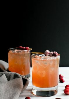22 Fun Cocktail Recipes for the Holidays – Community Table