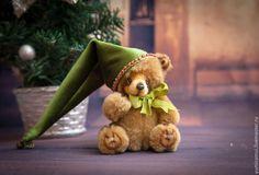 Купить Мишка Тедди Тимми - коричневый, мишка, мишки тедди, мишка тедди