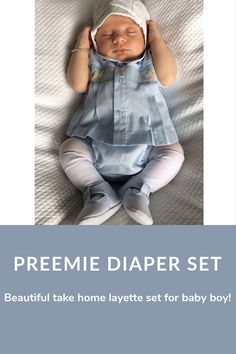 5da788d96f7db 9 Best Preemie Baby Clothes images in 2019   Preemie clothes ...