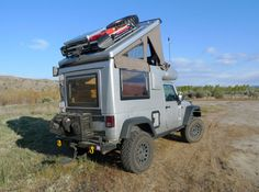 FVoTW: Michael Hiscox Presents His Incredible Jeep     Expedition Portal