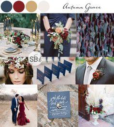 10 Botanical Wedding Inspiration Boards   SouthBound Bride