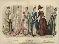 Le Coquet 1888