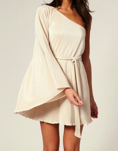 Grecian gown for rehearsal dinner