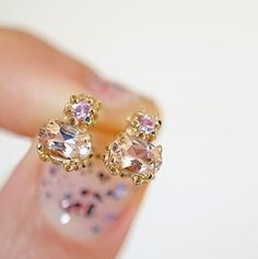 Shop vintage and contemporary studs, dangles, hoops, single earrings and more from Love Adorned. Diamond Earrings, Stud Earrings, Lifestyle Store, Jewelry Design, Designer Jewelry, Interior Accessories, Vintage Shops, Jewelery, Vintage Jewelry