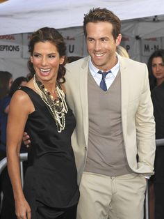 Sandra Bullock and Ryan Reynolds - beauty. I have such a girl crush on her, especially since Jesse James. Sandra Bullock Dating, Sandra Bullock Kids, Sandra Bullock The Proposal, Sandra Bullock Hair, Movies Like The Proposal, Celebrity Babies, Celebrity Photos, British Columbia, Ryan Reynolds