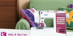 So Sew Juki Sweet Sewing Machine Giveaway at PatternPile.com!