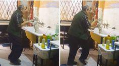 ❝ El baile de un peluquero canino mientras trabaja se ha vuelto viral ❞ ↪ Puedes verlo en: www.proZesa.com