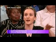 Atheist bitchslaps a religious guy talking about abortion on THE BIG QUESTION [topic: Does Heaven Exist]. The Big Question is a British TV talk show that discusses religion, atheism, creationism & evolution, and religious politics. A really great show. Episodes can be found on YouTube.