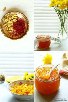 Mango And Cardamom Jam Recipe — Dishmaps