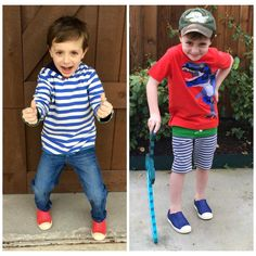 My son loves Boden clothes just as much as I do.  And the shoes (Natives) are a MUST HAVE for all kids!