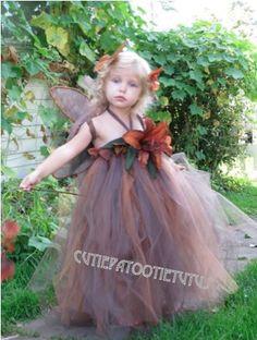 Woodland Fairy Makeup | Woodland Fairy Tutu Dress