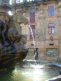 Praza das Praterías / Plaza de Platerías Santiago de Compostela 426874