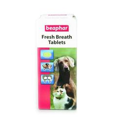 Ideal for cats and dogs. These Breath Freshener Tablets are specially formulated to provide long term action in dogs and cats with breath odour problems. Health And Beauty, Breathe, Health Care, Household, Fragrance, Action, Fresh, Cats, Products