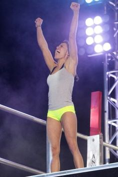 "AMERICAN NINJA WARRIOR -- ""Dallas"" My Inspiration!!"