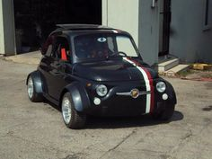 Fiat 500, Small Suv, Small Cars, Fiat Abarth, Steyr, American Motors, Kit Cars, Cars And Motorcycles, Hot Wheels