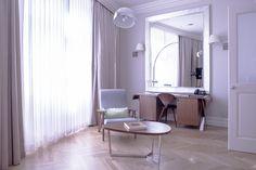 Suite du Sans souci à Vienne, un hotel design décoré par le studio Yoo