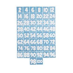 Skip-Counting Sequencing Cards 2'S- Dot NZ Shop