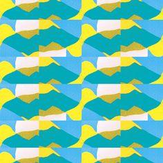 pattern ▓. By al borde llama