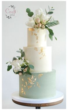 Elegant Birthday Cakes, Pretty Wedding Cakes, Wedding Cake Photos, Wedding Cakes With Cupcakes, Elegant Wedding Cakes, Wedding Cake Designs, Rustic Wedding, Cake Wedding, Elegant Cakes