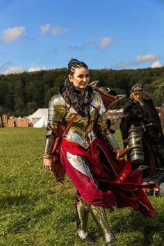 Red Dragons Daughter at Drachenfest