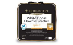 Herington 50% Goose Down and Feather Quilt