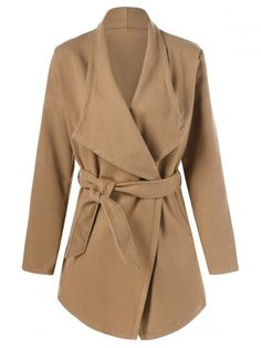 GET $50 NOW | Join RoseGal: Get YOUR $50 NOW!http://www.rosegal.com/coats/wool-wrap-coat-with-belt-858886.html?seid=7849858rg858886