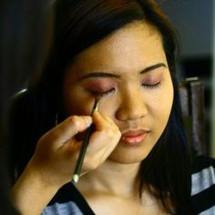 Makeup for Filipino eyes