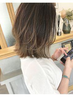 Medium Hair Cuts, Medium Hair Styles, Long Hair Styles, Hair Inspo, Hair Inspiration, Hair Dyed Underneath, Shot Hair Styles, Mid Length Hair, Hair Remedies