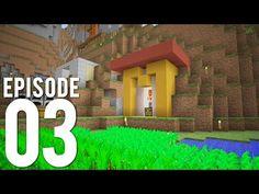 Hermitcraft 3: Episode 3 - Fully Automatic Farming - YouTube