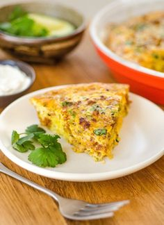 Recipe: Chile & Sausage Oven Frittata — Freezer-Friendly Recipes from The Kitchn