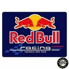 adesivo red bull racing rbr formula 1 f1 a pronta entrega
