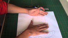 Como Fazer Plumas ou Penas Quilting