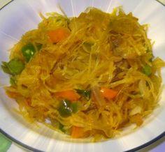 Skillet Spaghetti Squash