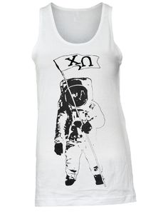 because chi omegas were on the first moon landing.