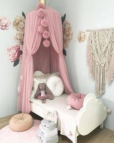Spinkie Baby Dreamy Canopy BLUSH