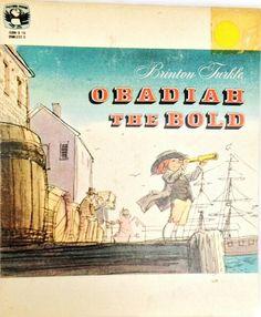 Obadiah the Bold by Brinton Turkle 1977 by Rubyapplevintage, $5.00