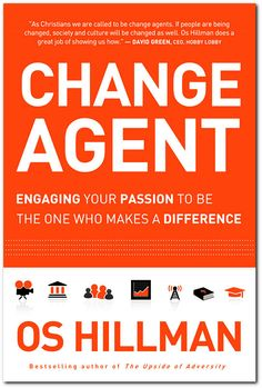 We are all called to be Kingdom Change Agents! Just Do It!