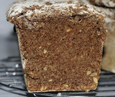 Vollkornbrot or 100% Rye Bread, a true sourdough rye bread, very similar to pumpernickel.  A complex but very duable recipe, enjoyable read, from My Discovery Of Bread