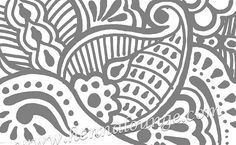 Paisley Paisley Pattern And Clear Stamps On Pinterest