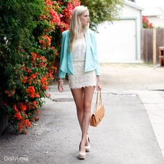 Check out Under The Sea Look by Naked Zebra, Breckelle's & English Rose at DailyLook
