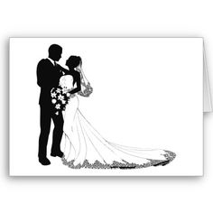 Google Image Result for http://rlv.zcache.com/bride_and_groom_silhouette_card-p137568214683749441envwi_400.jpg