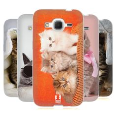 HEAD CASE CATS SILICONE GEL CASE FOR SAMSUNG GALAXY CORE PRIME G360 #HeadCaseDesigns