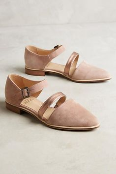 Anthropologie KMB Ellyn Flats