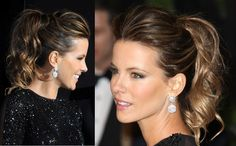 love this pony tail kate-beckinsale-hairstyles.jpg (936×580)