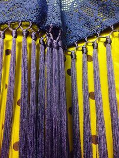 Traje pepa Garrido. Amarillo. Lunares. Flamenco. Sevillana. Flamenco boutique: flamencoboutique.com Facebook.com/flamencoboutique