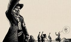 A Nazi Western? Check out this story about a German-made Western movie!