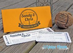 Partecipazioni tema viaggio biglietto nave. Wedding invitations travel theme. #wedding #wedding invitations